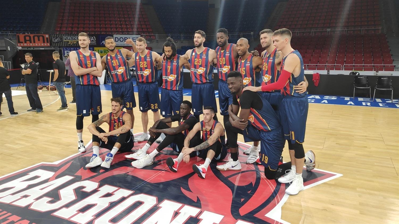 BasketStories - Μπασκόνια - Παρουσίαση ομάδας