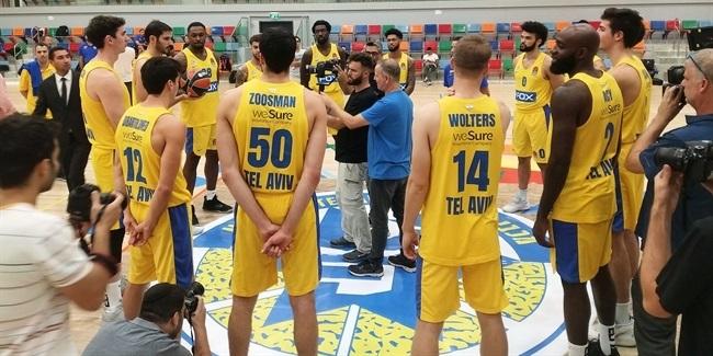 BasketStories - Μακάμπι Τελ Αβίβ - Παρουσίαση ομάδας